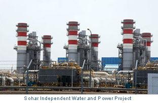 Sohar Independent Water and Power Project
